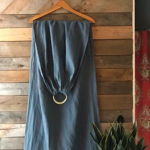 Wildbird single linen ring sling SEAGULL